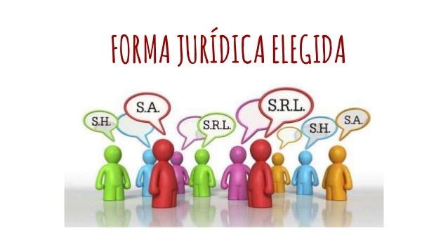 Formas Jurídicas