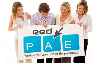 RED PAE (Punto de Atención al Emprendedor)