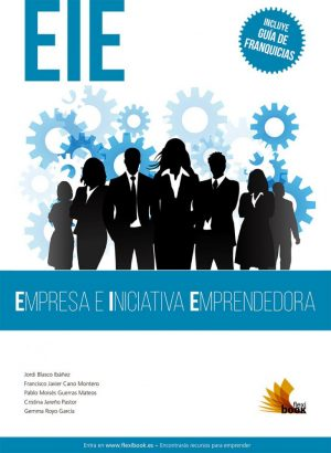Portada libro empresa iniciativa emprendedora 2019