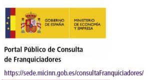 Portal publica consulta franquicias