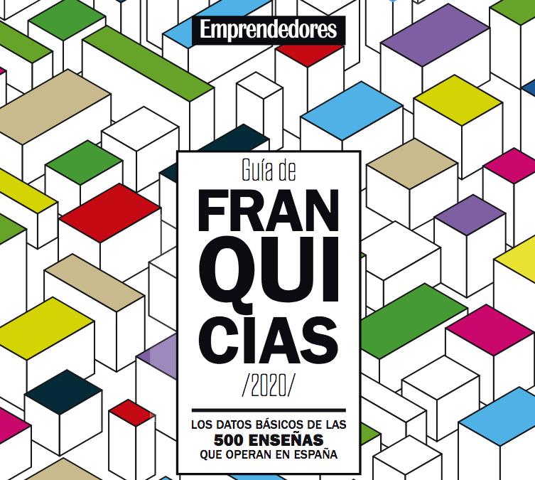 Guía de Franquicias 2020 Revista Emprendedores
